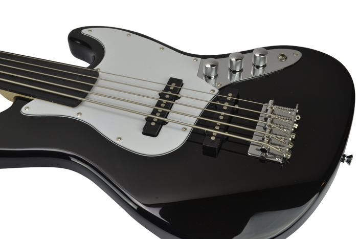 fretless bass guitar 5 string by bryce bass guitars. Black Bedroom Furniture Sets. Home Design Ideas