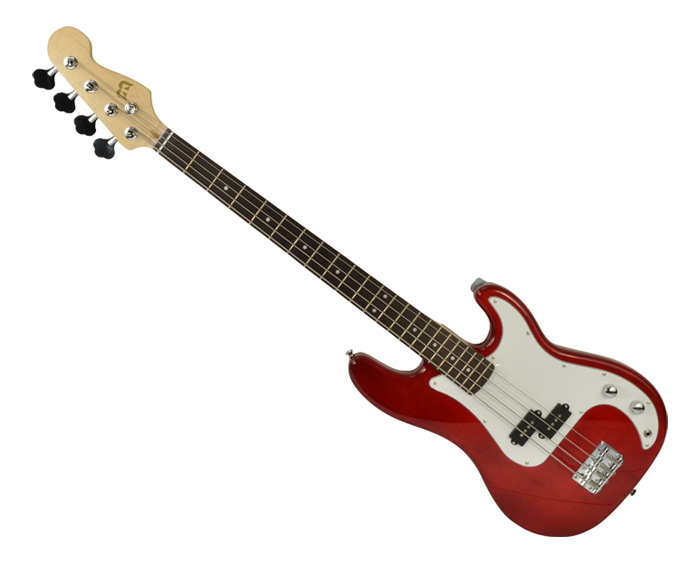 Electric Bass Guitar 4 String by Bryce