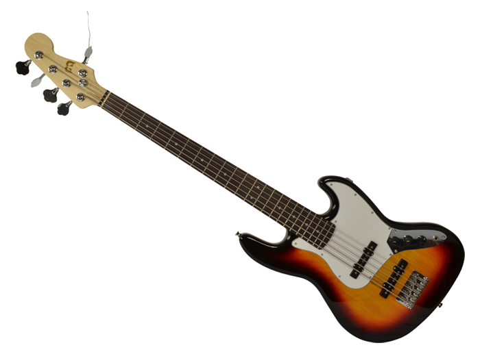 Electric Bass Guitar 5 String by Bryce