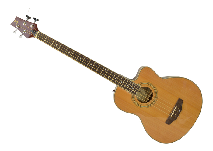 Acoustic Bass Guitar 4 String By Bryce Bass Guitars