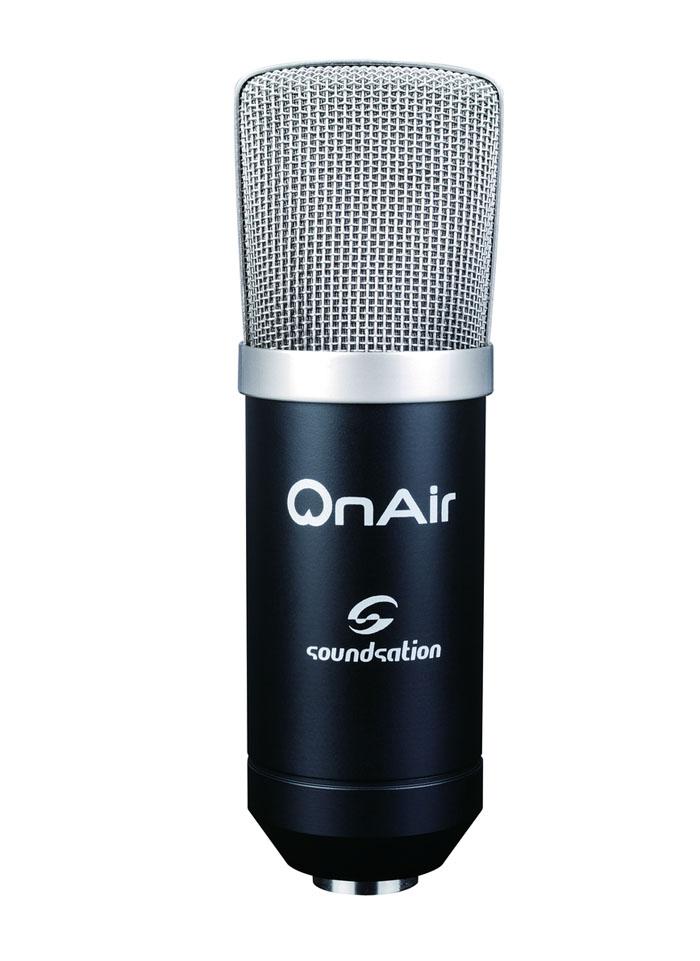 onair studio recording microphone set microphones. Black Bedroom Furniture Sets. Home Design Ideas