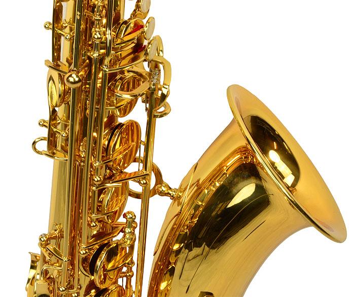 Student Tenor Saxophone With Case Saxophones