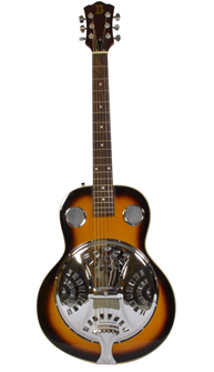 Bryce Resonator Guitar