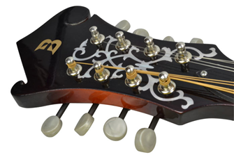 Mandolin With F Style Sound Hole