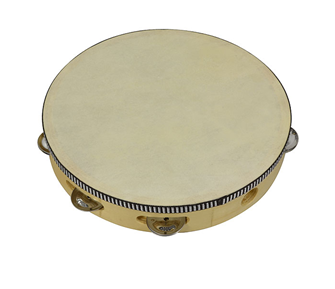 "Bryce Tambourine 10"" with Head"