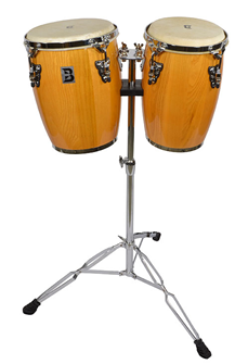 Bryce Conga Set With Stand