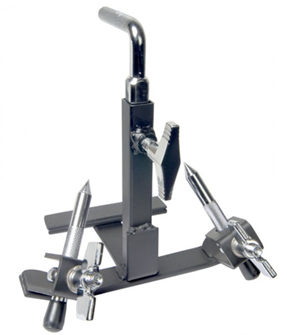 Cowbell Holder for Bass Drum Pedal