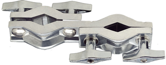 Stagg Two Tube Extension Drum Clamp