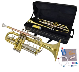 Trumpet 3 and Bag