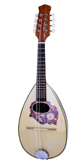 Traditional Naples Mandolin