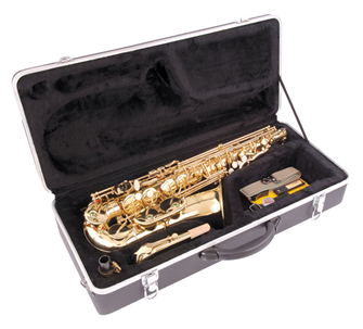 Odyssey Debut Alto Saxophone and Case