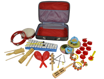 Bryce Multi Percussion Set 17 Pieces