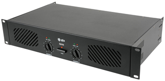 Power Amplifier 2 x 300W