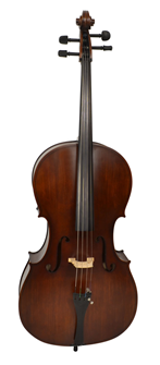 Sotendo 3/4 Size Student Cello with St