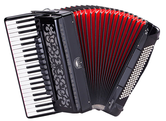 Piano Accordion 120 Bass 41 Keys - C