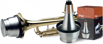 Cup Practice Mute for Trumpet