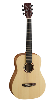 Cort Earth-Mini Acoustic Guitar