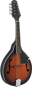Stagg Solid Top Bluegrass Mandolin