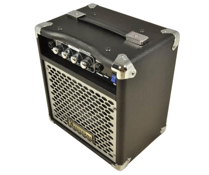 kinsman kb15 15 watt bass guitar amp guitar amplifiers. Black Bedroom Furniture Sets. Home Design Ideas