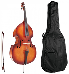 Antoni Debut Double Bass - 3/4 Size