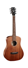 Cort AD Mini Acoustic Guitar Mahogany