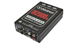 Stereo Active Direct Injection Box