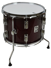 Floor Tom Tom Matching B104-3R