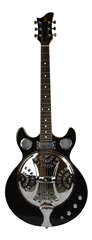 Bryce Resonator Guitar with Electronic P