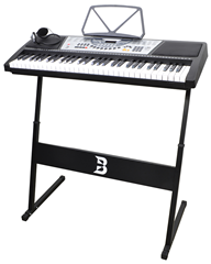 Bryce 61 Key Electronic Keyboard Set w