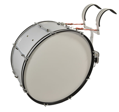 Bryce Marching Bass Drum 24 x 12""