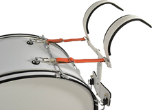 Bryce Marching Bass Drum 26 x 12""