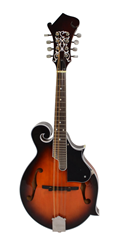 Bryce Mandolin With F Style Sound Hole