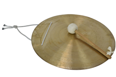 "22"" Wind Gong With Mallet"