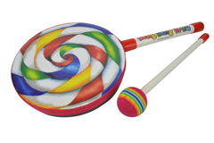 Lollipop Hand Drum
