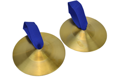 Marching Cymbals Brass 4""