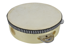 Tambourine 6 With Head
