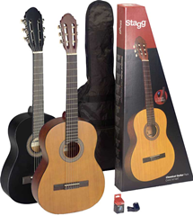 Stagg C430 4/4 Complete Guitar Set -%2
