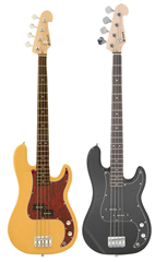 Electric Bass Guitar Choice of Colour