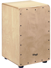 Stagg Cajon & Bag - Choice of Colo