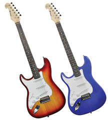 Left Handed Electric Guitar - Choice o