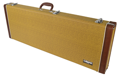 Wooden Electrical Guitar Case fits Most%