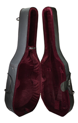 Double Bass Hard Carry Case - Foam B