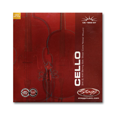 Stagg Cello Strings for 4/4 and ?
