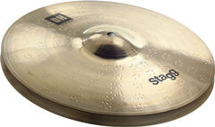 Stagg DH Fat Hi-Hat Cymbal Pair