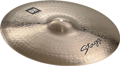 Stagg DH Dual Hammered Ride Cymbals