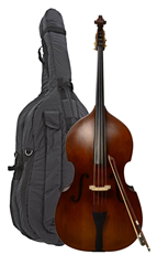 3/4 Student Double Bass By Sotendo