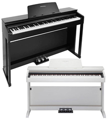 88 Key Upright Digital Piano with Sati