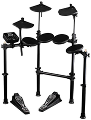 Foldable Electronic Drumkit with Coach M