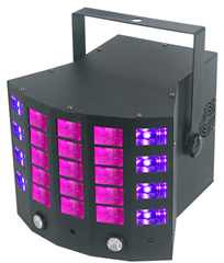 Goboceptor 3 in 1 LED Effects Light