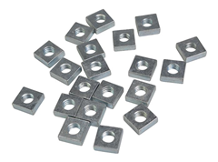 M6 Square Rack Nut Pack Of 20